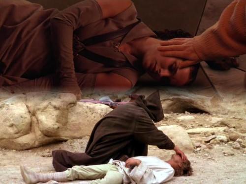 25 - Imposición de manos Jedi