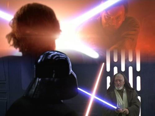 26 - Darth Vader Vs Obi-Wan Kenobi