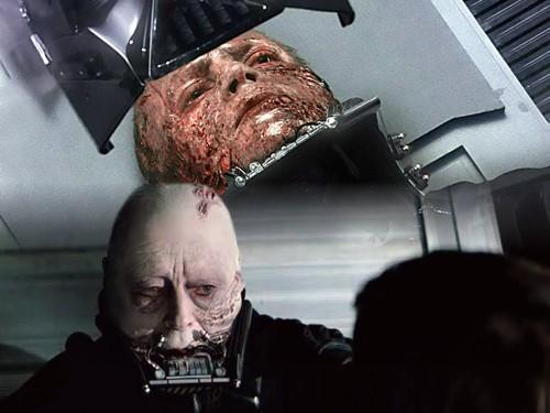 27 - Darth Vader sin su casco
