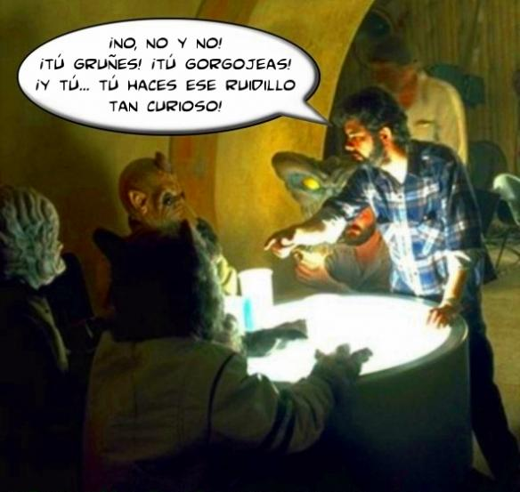 Cantina: Making of
