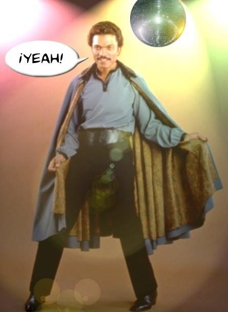 Lando Night Fever
