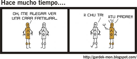 049 - ¡Qué grosero!