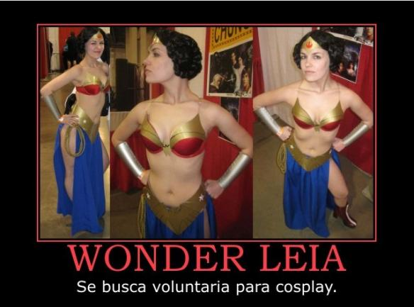 Wonder Leia