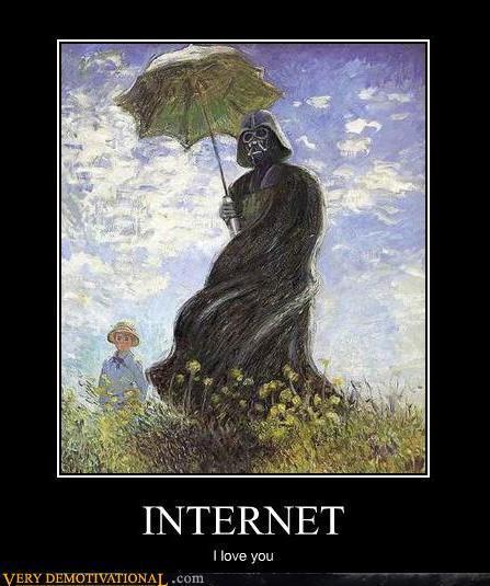 Internet - I love you