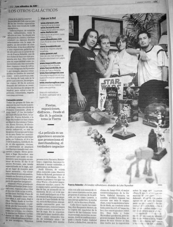 ABC Mayo 2005