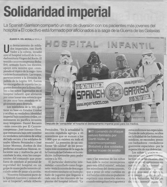 Correo de Andalucía 2005