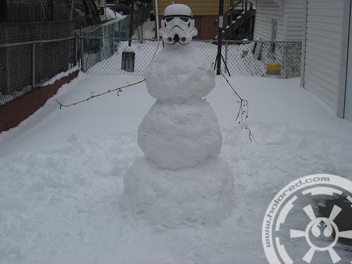 Snow Trooper II