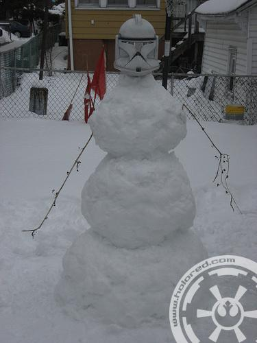 Snow Clone I